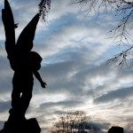 A New Year's Walk with Angels