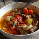 Lamb Stew ©2011 Heidi Bayer All Rights Reserved
