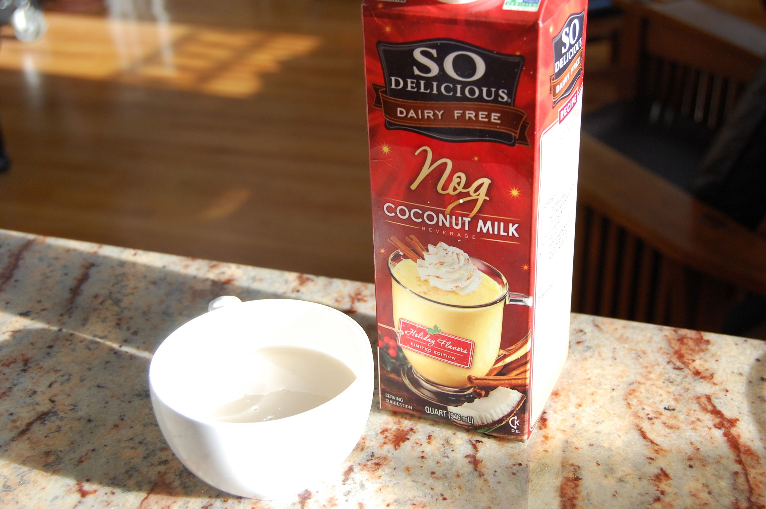 ... Spice, Nog and Mint Chocolate Coconut Milk Beverages, Review, Recipe
